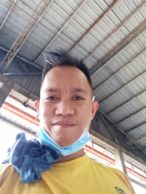 Dating profile for Mark Rojo from Cebu City, Philippines