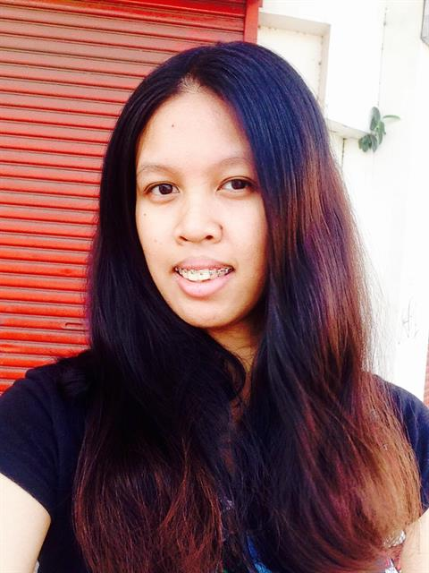 Dating profile for AngelDoraene from Davao City, Philippines