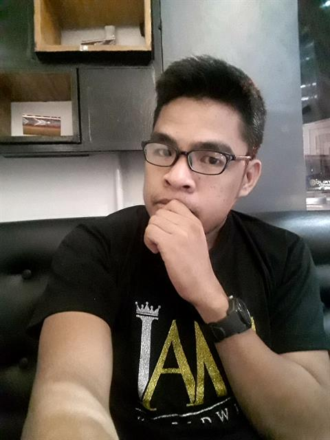 Dating profile for Eric0110 from Davao City, Philippines