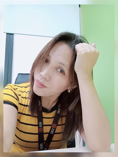 Dating profile for Myraflor salahid from Quezon City, Philippines