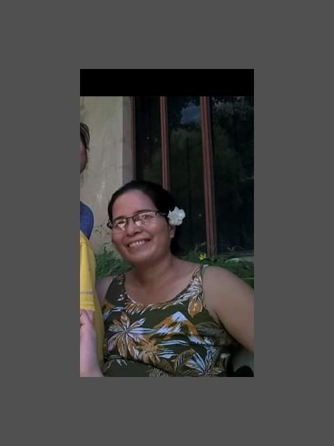Dating profile for Nancy 45 from Cagayan De Oro, Philippines