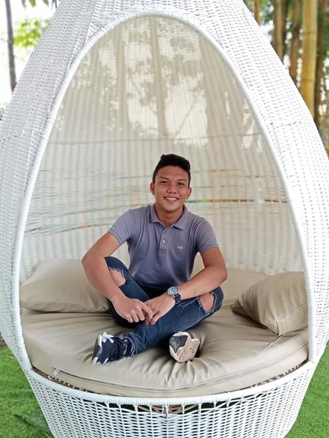 Dating profile for Welfred from General Santos City, Philippines