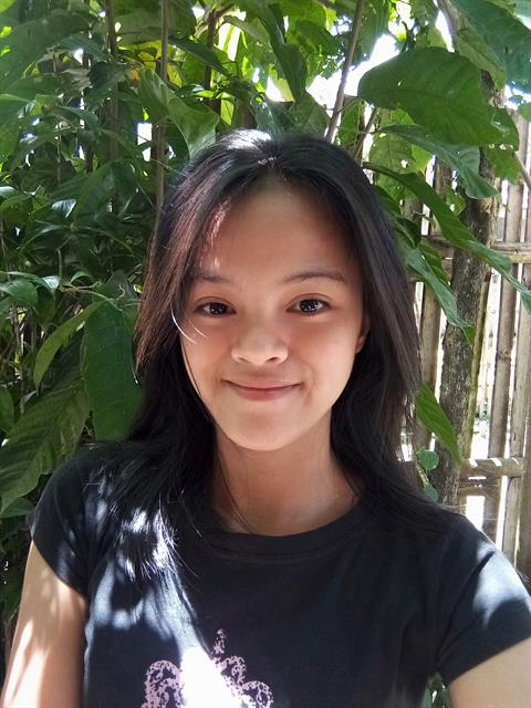 Dating profile for Cristina Pangulo from General Santos City, Philippines