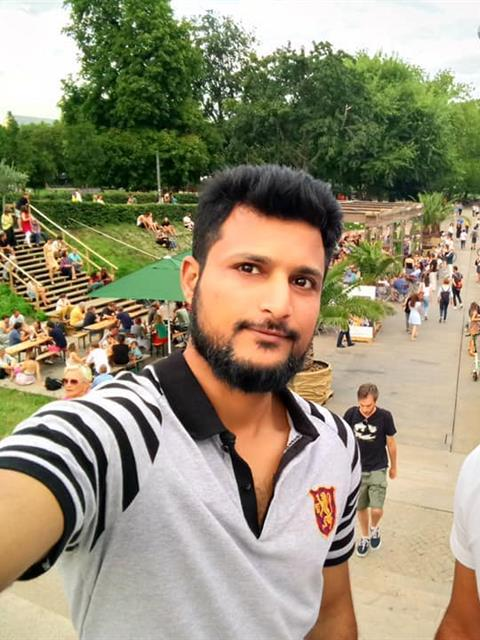 Dating profile for Abdul from Berlin, Germany