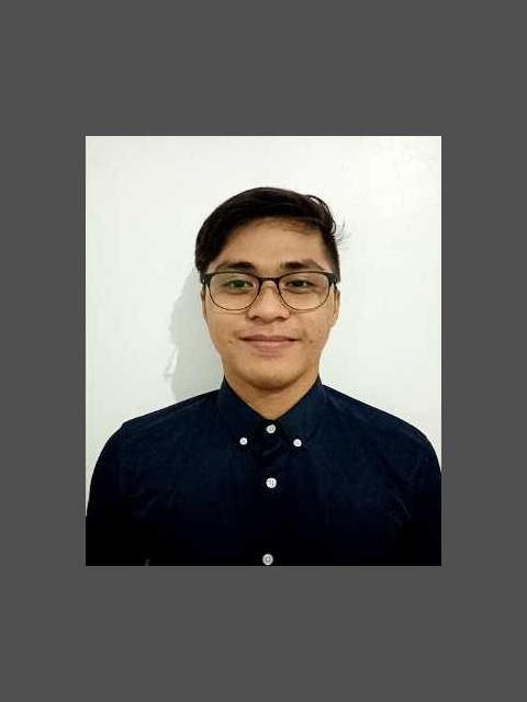 Dating profile for Clayjhon from Manila, Philippines