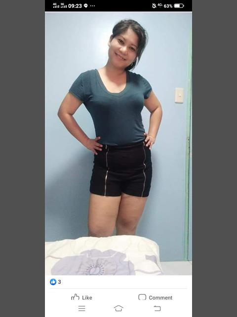 Dating profile for Yvonne 97 from Cebu City, Philippines