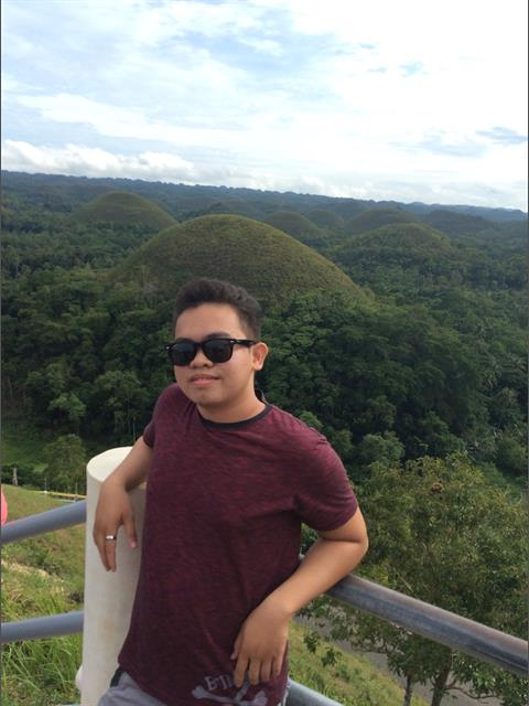 Dating profile for gino_gamutan from General Santos City, Philippines