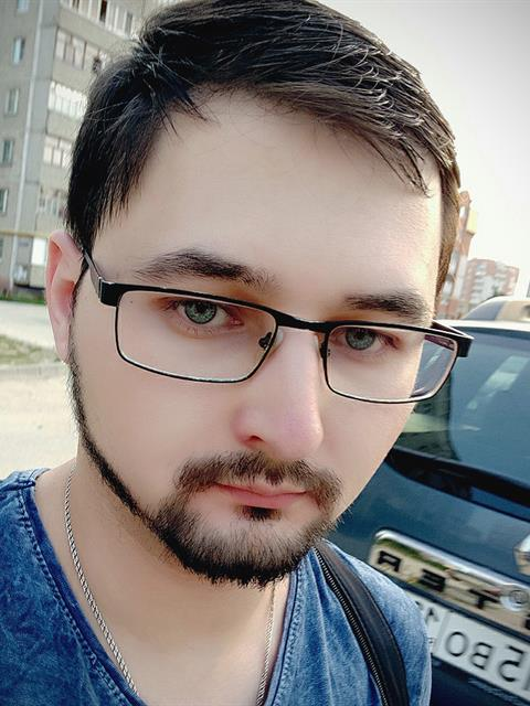 Dating profile for Kostya from Davao City, Philippines