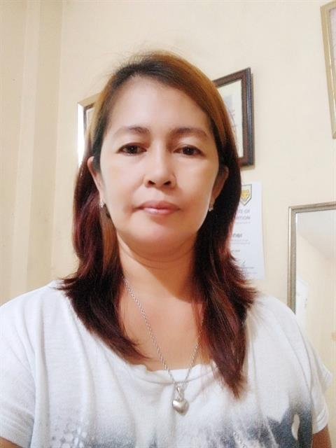 Dating profile for Mirasol sayson from Cebu City, Philippines