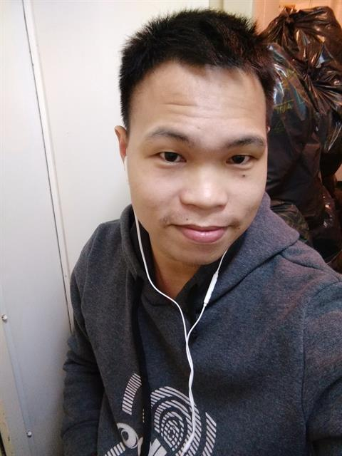 Dating profile for Dennis from Davao City, Philippines
