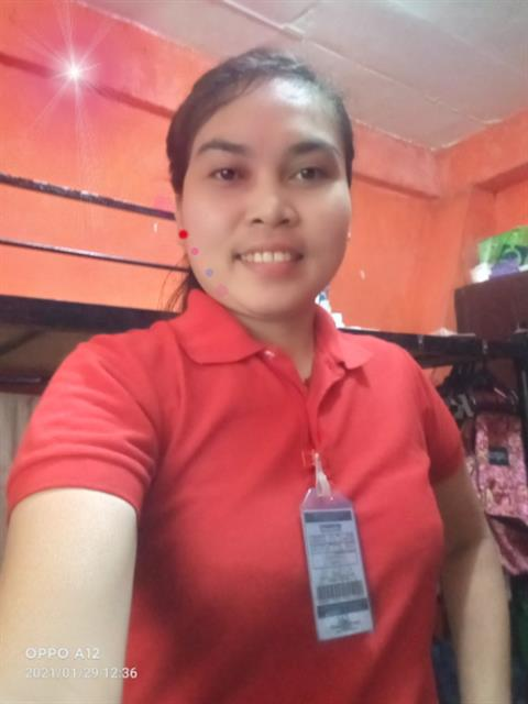 Dating profile for Jovie143 from Cagayan De Oro City, Philippines