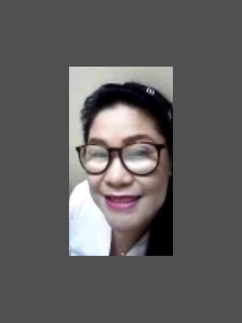 Dating profile for Letty Ong from Quezon City, Philippines
