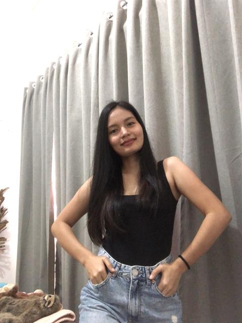 Dating profile for Tinechri from Davao City, Philippines