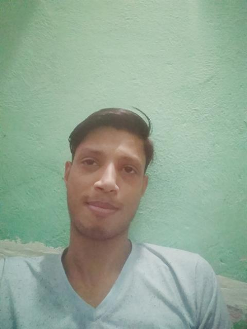 Dating profile for Rickey from New Delhi, India